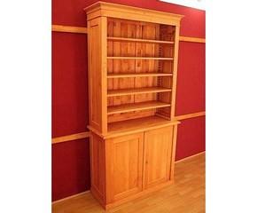 Bücherregal Geschlossen bücherregale massivholz nach maß bücherregal 1 teilig massivholz