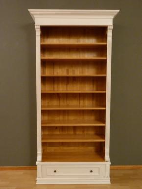 Bücherregale bücherregale massivholz nach maß bücherregal 1 teilig massivholz