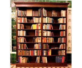 Bücherregale bücherregale massivholz regal modernes design bücherregal 2 teilig