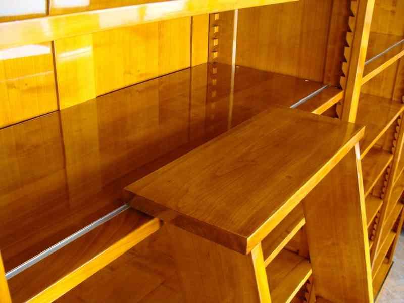 b cherregale und regalw nde auswahl im design. Black Bedroom Furniture Sets. Home Design Ideas