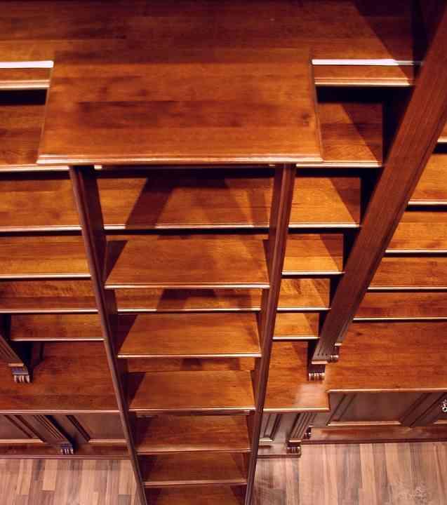 b cherregale und regalw nde auswahl im design stilelemente gestaltung massivholz regale berlin. Black Bedroom Furniture Sets. Home Design Ideas
