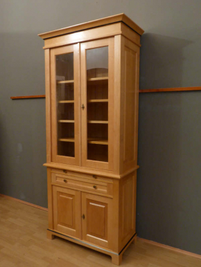 b cherregale massivholz nach ma b cherregal 1 teilig. Black Bedroom Furniture Sets. Home Design Ideas