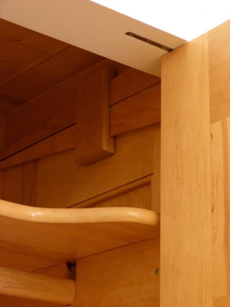Bauhaus Kleiderschrank Dekoration Inspiration Innenraum