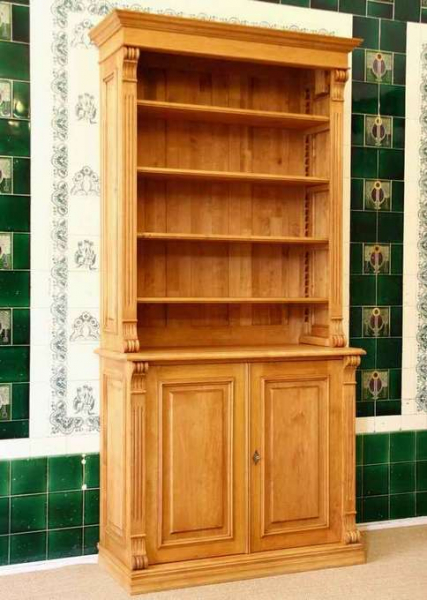 b cherregal mit t ren aus massivholz b cherregal mit t ren massivholz einer12 massivholz. Black Bedroom Furniture Sets. Home Design Ideas