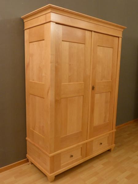 kleiderschrank massivholz 2 t ren kleiderschr nke massiv. Black Bedroom Furniture Sets. Home Design Ideas