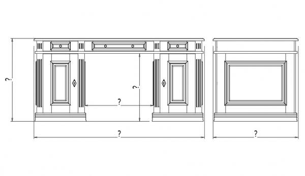 schreibtisch zum b cherregal massiv aus holz schreibtisch massivholz nach ma massivholz. Black Bedroom Furniture Sets. Home Design Ideas