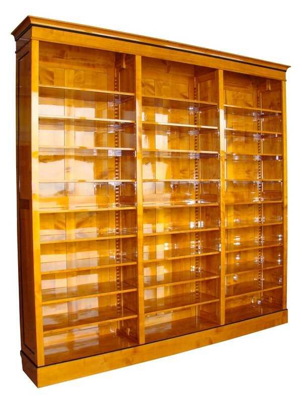 b cherregal kirsche massivholz mit leiter b cherregal kirsche mit leiter dreier20 massivholz. Black Bedroom Furniture Sets. Home Design Ideas