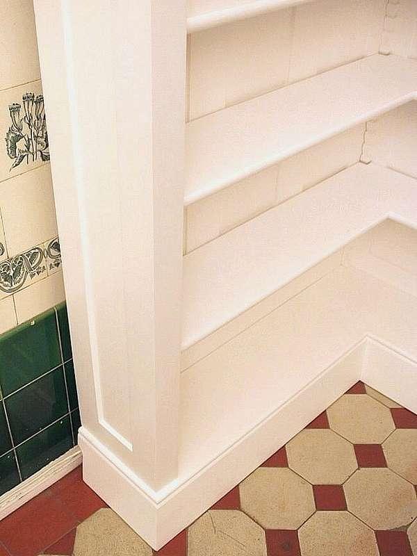 eck bucherregal kreative ideen f r ihr zuhause design. Black Bedroom Furniture Sets. Home Design Ideas