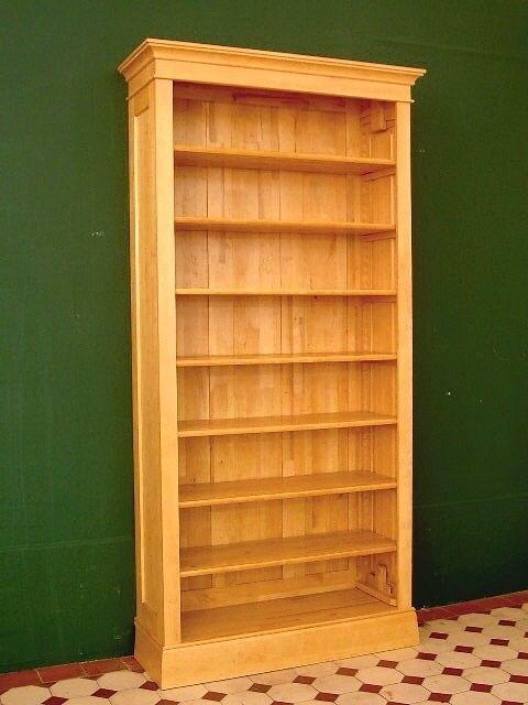 b cherregal holz massiv erle regal massiv holz erle naturton einer7 massivholz regale berlin. Black Bedroom Furniture Sets. Home Design Ideas
