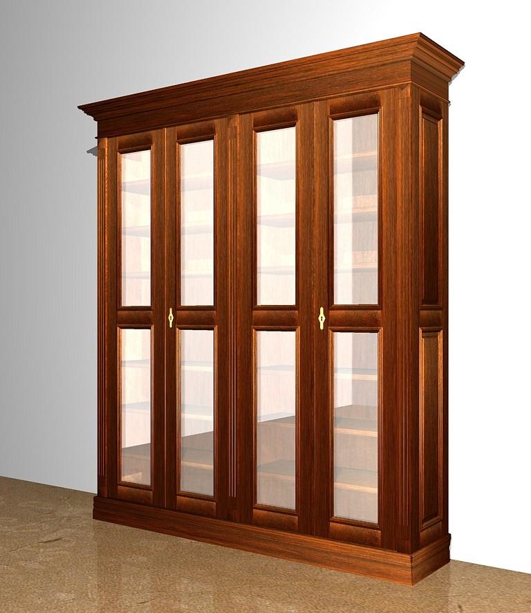 ungew hnlich b cherschrank mit glast ren fotos die besten einrichtungsideen. Black Bedroom Furniture Sets. Home Design Ideas