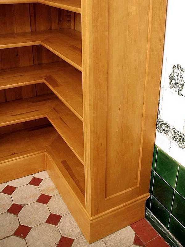 eckregal aus massivholz erle im naturton eckregal massivholz naturton ecke2 massivholz regale berlin. Black Bedroom Furniture Sets. Home Design Ideas