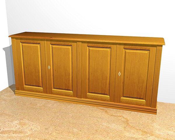 anrichte 4 t rig aus massivholz anrichte 4 t rig massivholz komm1 massivholz regale berlin. Black Bedroom Furniture Sets. Home Design Ideas